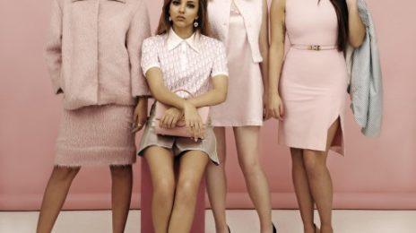Hot Shots: Little Mix Go 'Legally Blonde' For 'Wonderland'