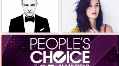 Katy Perry & Justin Timberlake Top '2014 People's Choice Awards' Music Nominees