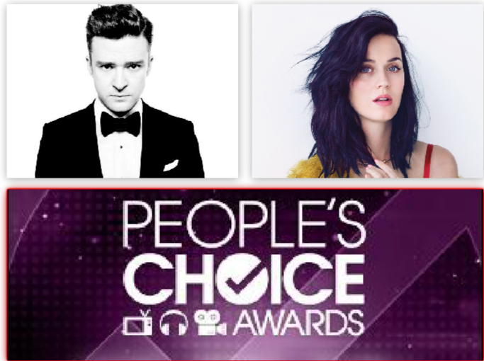 Screen shot 2013 11 06 at 12.40.36 PM Katy Perry & Justin Timberlake Top 2014 Peoples Choice Awards Music Nominees