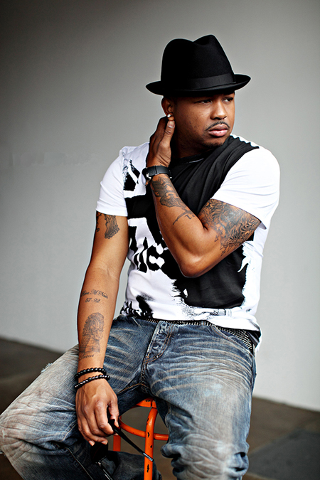 The Dream 2010 The Dream Dishes On Working With Ciara / Says R&B Lacks A Powerhouse Voice
