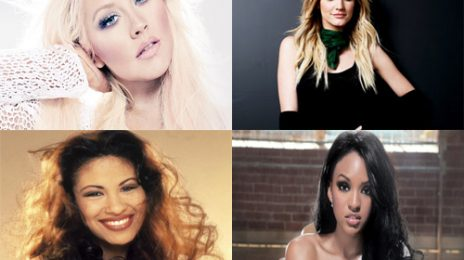 The Best You Never Heard: Christina Aguilera, Ashlee Simpson, Selena, & Drew Sidora