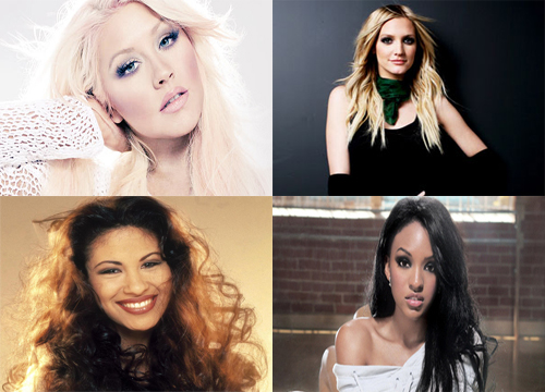 best you never heard novem The Best You Never Heard: Christina Aguilera, Ashlee Simpson, Selena, & Drew Sidora
