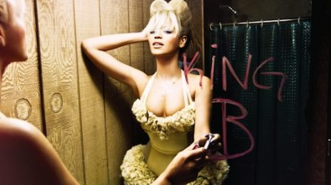 Hot Shot: Beyonce Sizzles On New Video Set