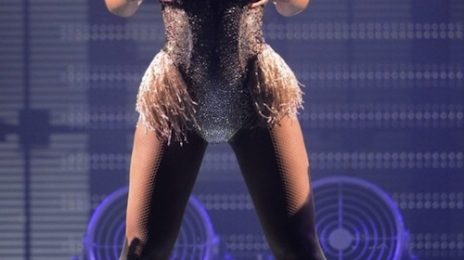 Watch: Beyonce Delivers Electrifying 'Dance For You' Performance (Live From Atlantic DVD)