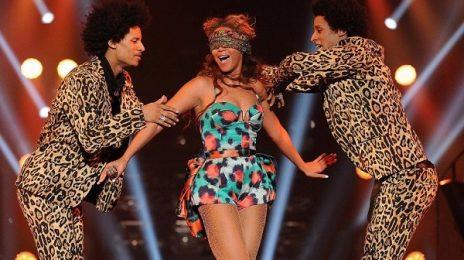 Beyonce Readies 'African Dance' Inspired New Era