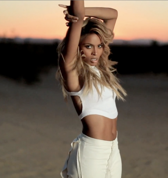 ciara overdose that grape juice she is diva 23 Watch: YouTube Overdoses On New Ciara Single