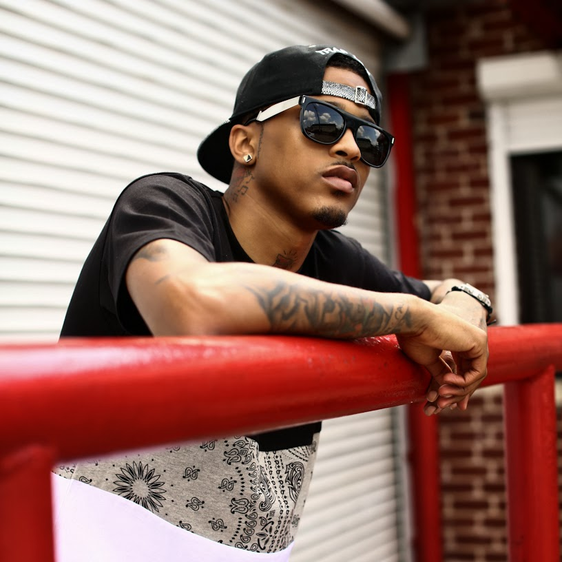 August Alsina Quote About Street Life In Picture: Exclusive: 10 Questions With August Alsina [Interview