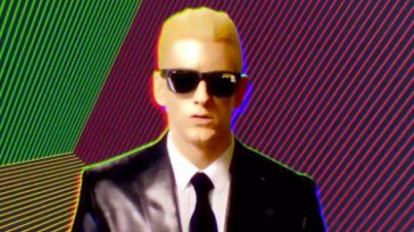 Eminem's 'Rap God' Blasts Past 1 Billion Views / Adds To Titan's Giant Digital Footprint