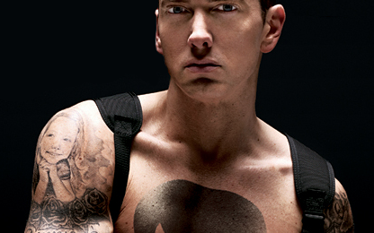 Album Stream: Eminem - 'The Marshall Mathers LP 2 (Ft Rihanna, Dr.Dre & Kendrick Lamar)'