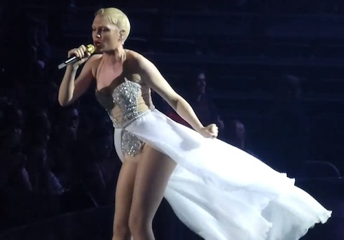 jessie j thunder tgj Must See: Jessie J Electrifies With Thunder Live