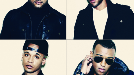Watch: JLS Storm 'X Factor UK' With 'Everybody In Love'