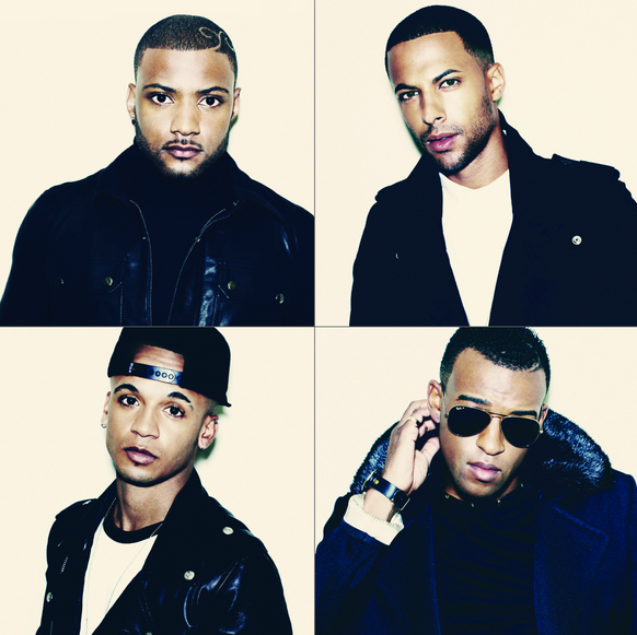 jls that grape juice she is diva 1 Watch: JLS Storm X Factor UK With Everybody In Love