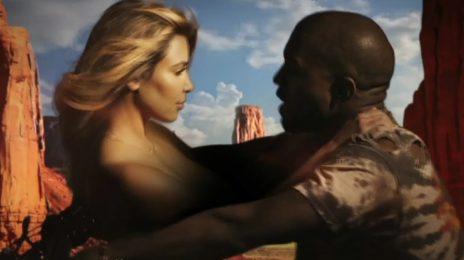 New Video: Kanye West - 'Bound 2' (Starring Kim Kardashian)