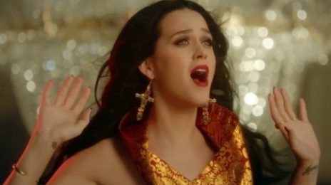 Preview: Katy Perry - 'Unconditionally' Video