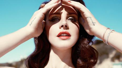 Behind The Scenes: Lana Del Rey 'Models Up' For 'Nylon'