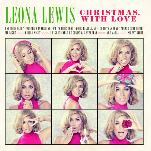 leona lewis christmas with love thatgrapejuice e1383499814291 Exclusive: Leona Lewis Dishes On Next Album, Mariah Duet, Christmas, & More