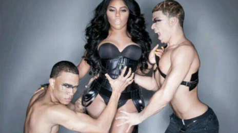 Hot Shots: Lil Kim Poses In Racy Photoshoot {Updated}
