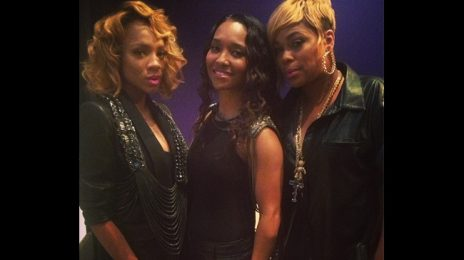 TLC & Lil' Mama Rock 'DWTS' With 'No Scrubs' / Robin Thicke Hits 'The Voice' With 'Feel Good'