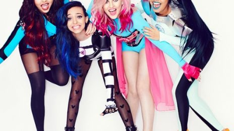 Behind The Scenes: Little Mix - 'Move' Video
