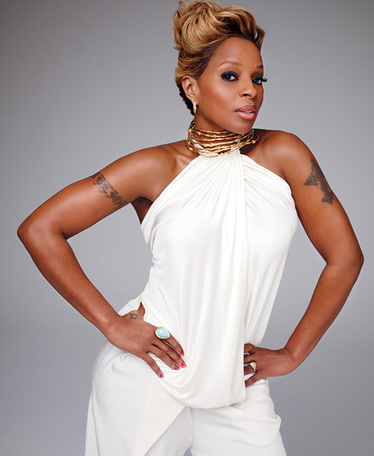 A Mary Christmas': Mary J.Blige Christmas Album Enjoys Sales Boost ...