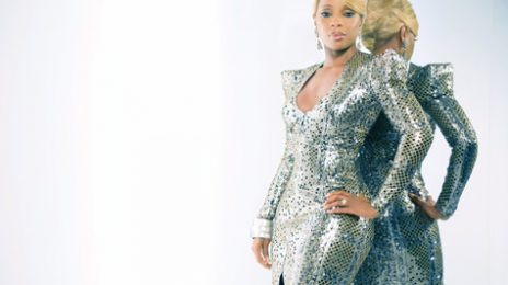 New Video: Mary J.Blige - 'Have Yourself A Merry Little Christmas'