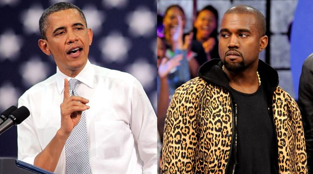 president obama kanye west that grape juice she is diva 31 Kanye West: President Obama Is Constantly Attacking Me