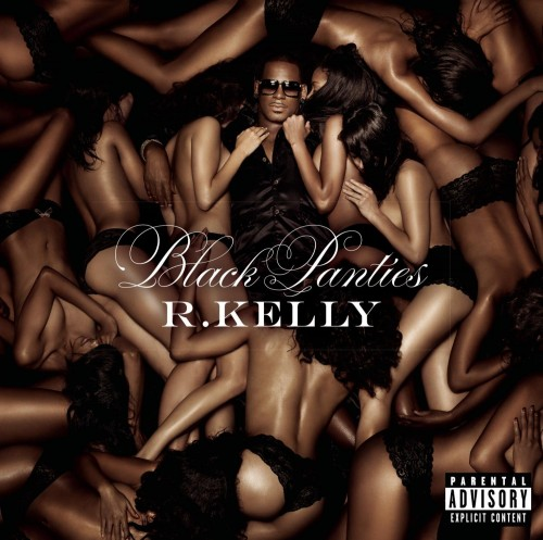 r kelly black panties cover 2 R. Kelly Reveals Black Panties Album Covers