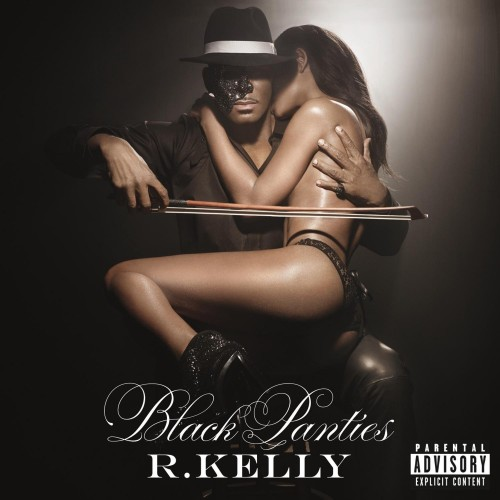 r kelly black panties cover R. Kelly Reveals Black Panties Album Covers