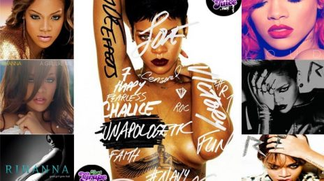 Weigh In:  Rihanna Passes 10 Million Mark Of U.S. Albums Sold
