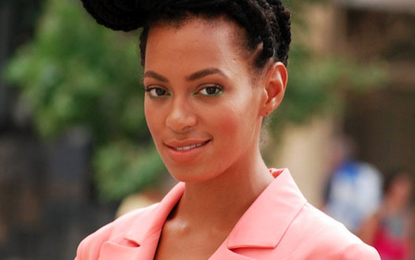 New Song: Solange - 'Cash In' #SaintHeron