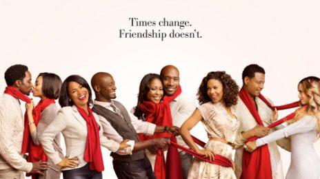 Exclusive: That Grape Juice TV Interviews Cast Of 'The Best Man Holiday' (#BestManHoliday)