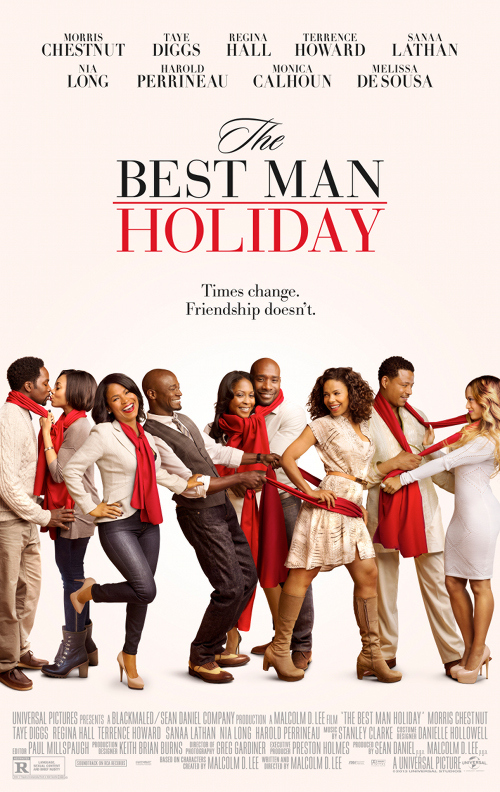 Exclusive: That Grape Juice TV Interviews Cast Of The Best Man Holiday (#BestManHoliday)