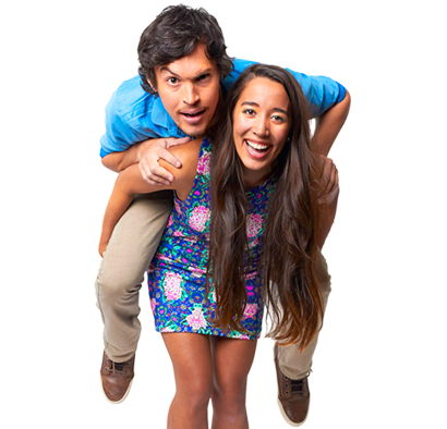 alex and sierra meet the top 12 of voice