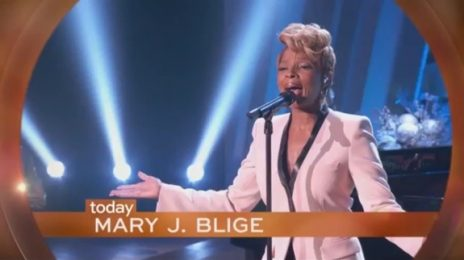 Mary J. Blige Brings 'Merry Little Christmas' To 'Queen Latifah' & 'Michael Buble Christmas Special'