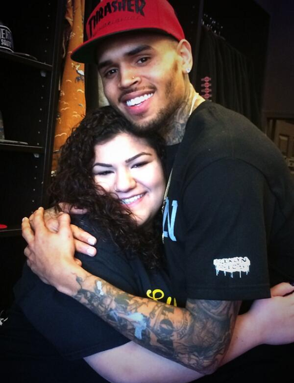 Chris Brown Toy Drive 3 that grape juicepng Must See: Chris Brown Supports Underprivileged Children In Los Angeles