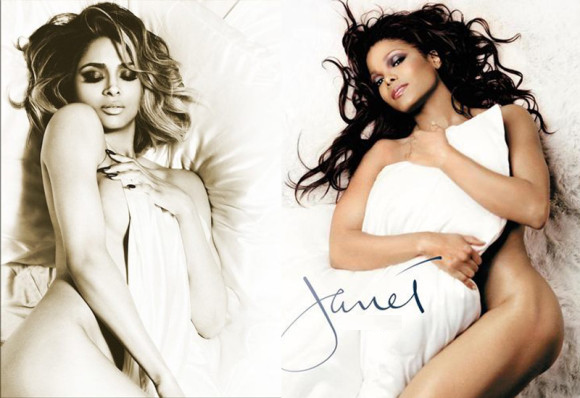 Janet Jackson vs Ciara Diva Duets:  Janet Jackson & Ciara Vs. Lady Gaga & Britney Spears [Weigh In]