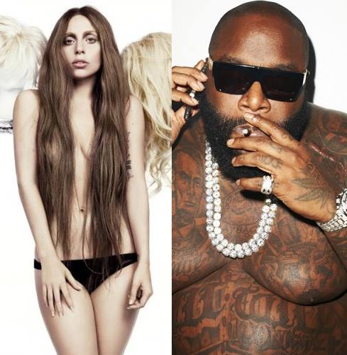 Lady Gaga and Rick Ross Remix New Song: Lady GaGa   Do What U Want (Remix) (ft. R. Kelly & Rick Ross)