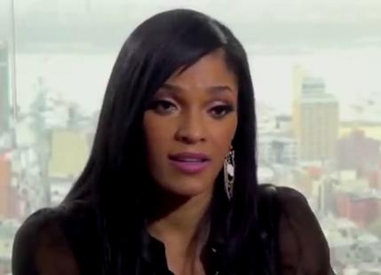 Joseline Hernandez Talks K.Michelle, 'Love & Hip Hop ... K Michelle 2013 Photoshoot