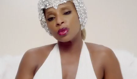 New Video:  Mary J. Blige - 'My Favorite Things'