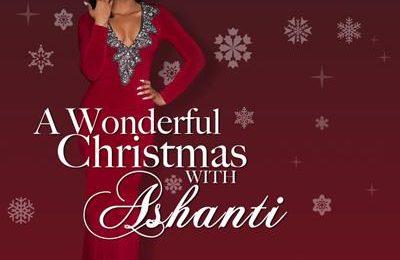 New Music:  Ashanti - 'A Wonderful Christmas With Ashanti' [EP]