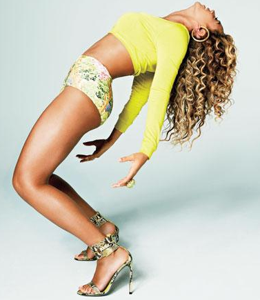 beyonce shape magazine that grape juice 1 Watch: Beyonce Performs I Care Live At Revel