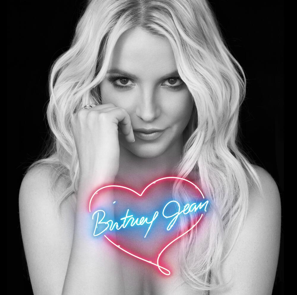 Hot Shots:  Britney Spears Shares New Album Cover, Unwraps Next Single Release Date
