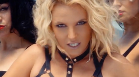 Britney Spears' Rocks UK Top 40 With 'Britney Jean'