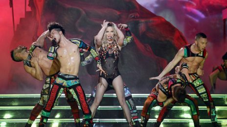 Must See: Britney Spears Rocks 'Work B*tch' Live At 'Planet Hollywood'