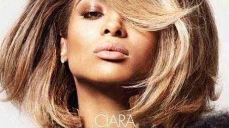 Ciara Covers Genlux Magazine