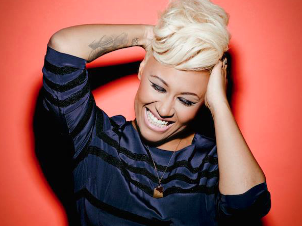 emeli sande that grape juice she is diva Lady GaGa & Emeli Sande Help Boost UK Music Industry Value To £3.5 Billion
