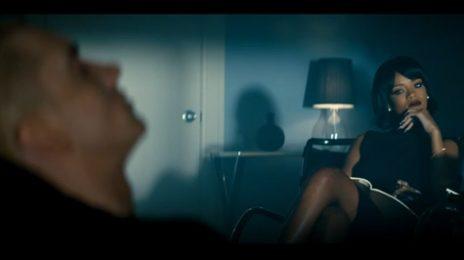 Watch:  Eminem ft. Rihanna - 'The Monster' [Video Teaser]