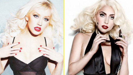 Watch:  Lady Gaga & Christina Aguilera Rock 'The Voice' With 'Do What U Want'