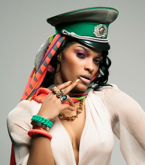 joseline hernandez that grape juice she is diva Joseline Hernandez Talks K.Michelle, Love & Hip Hop: Atlanta And Talentless Co Stars