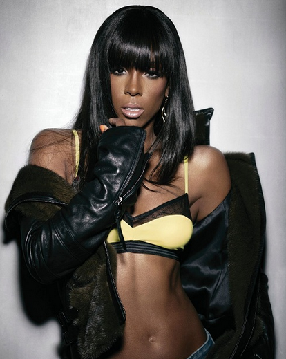 kelly rowland she is diva that grape juice 4 Kelly Rowland Celebrates Grammy Nomination On The Craig Ferguson Show